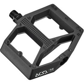 Cube ACID Flat C2-CC Pedales, negro